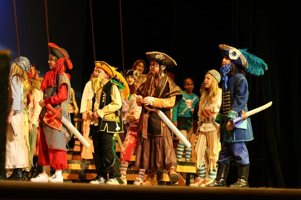 Pirate performances