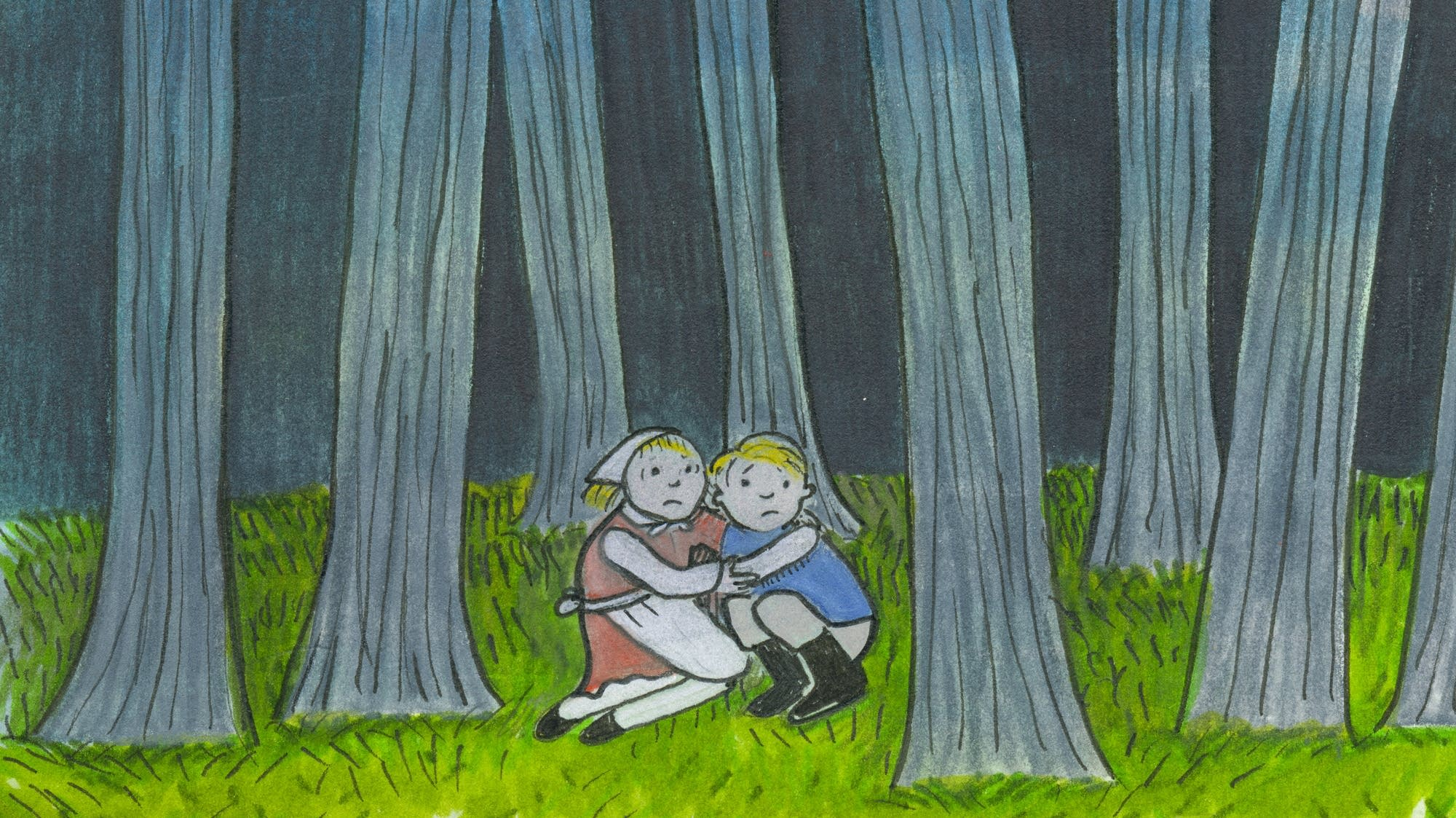 Classical Kids Storytime: Hansel and Gretel-07