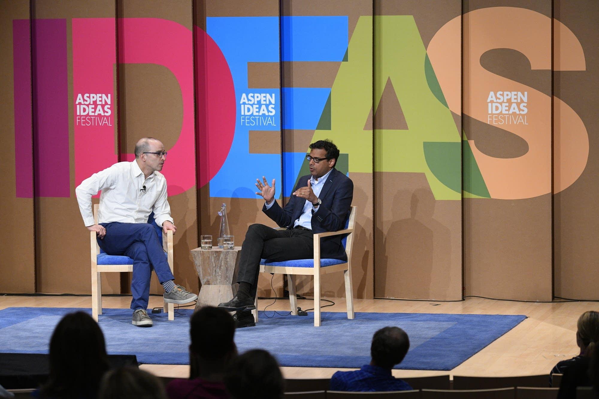 David Leonhardt and Atul Gawande discuss health care