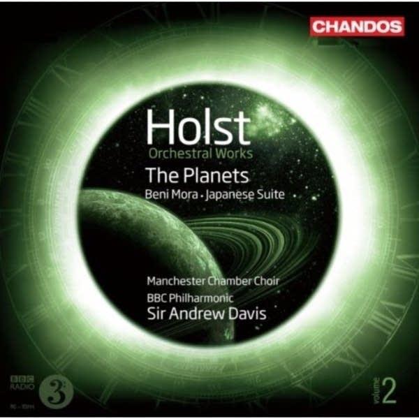 BBC Philharmonic Orchestra - Holst