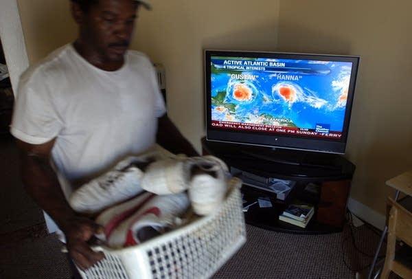 Bracing for Hurricane Gustav