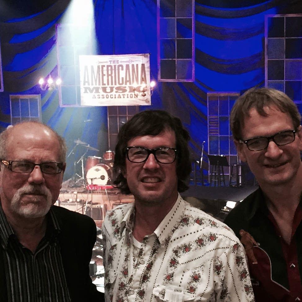 DeVille, McGuinn and Strib's Bream in Nashville