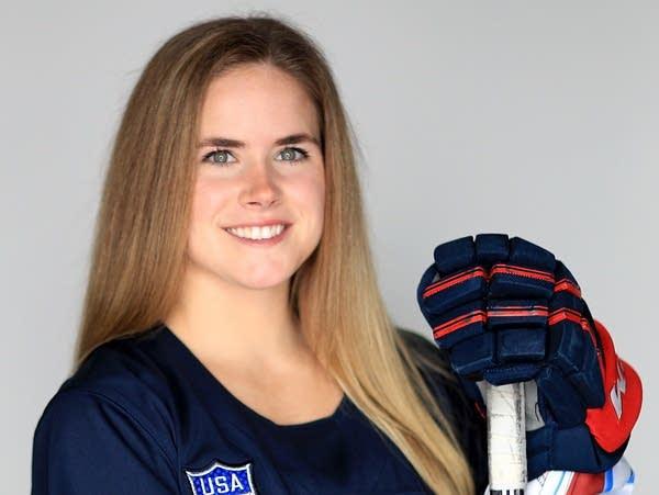 Dani Cameranesi, Team USA women's hockey