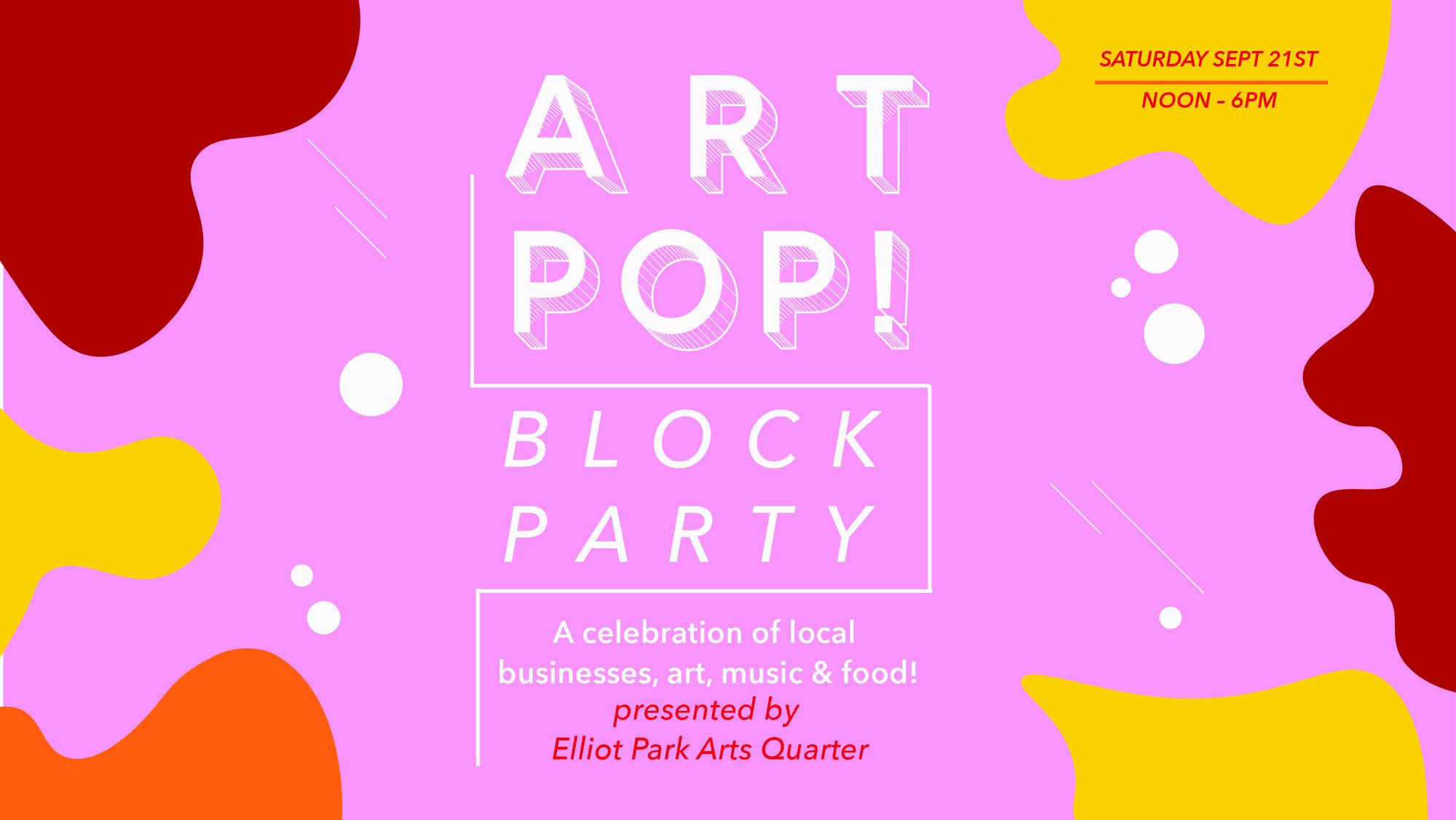Art Pop Block Party