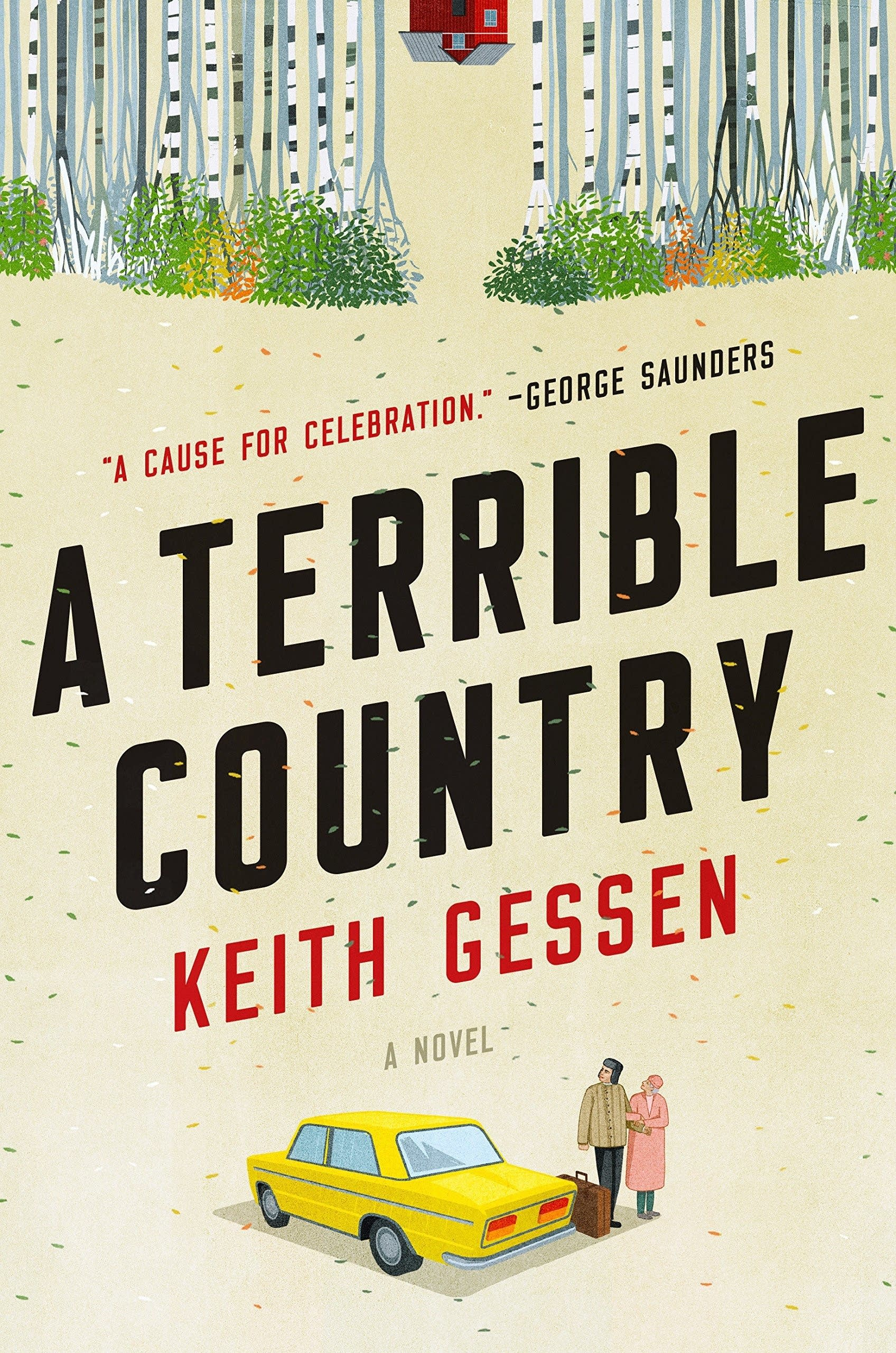 'A Terrible Country' by Keith Gessen