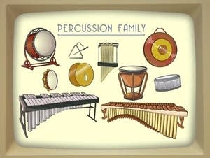 Class Notes: The Percussion Family