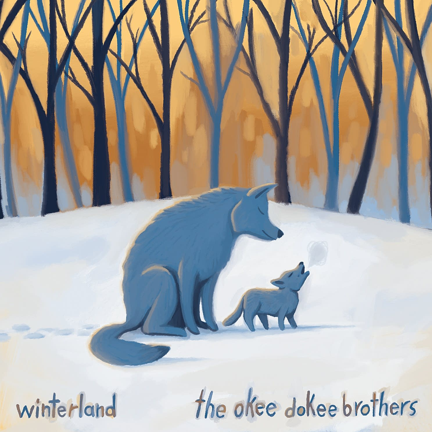The Okee Dokee Brothers, 'Winterland'