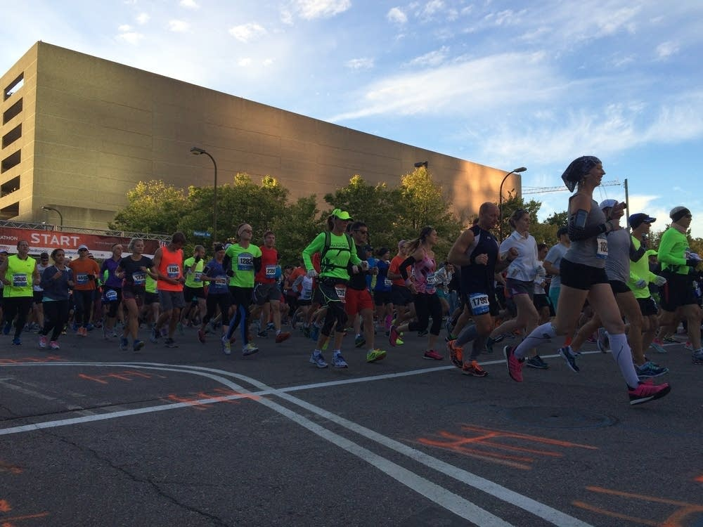 2015 Twin Cities Marathon