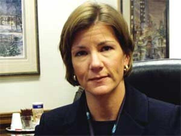 Attorney General-elect Lori Swanson