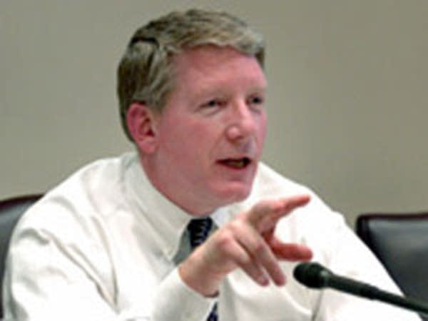Sen. Steve Kelley, DFL-Hopkins