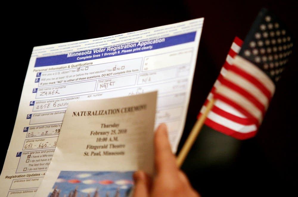 Citizenship documents