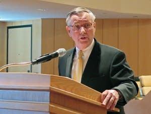 University of Minnesota Board of Regents Chair Dean Johnson