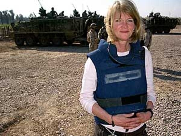Raddatz in Iraq