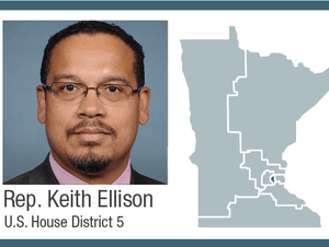 Rep. Keith Ellison, U.S. House District 5