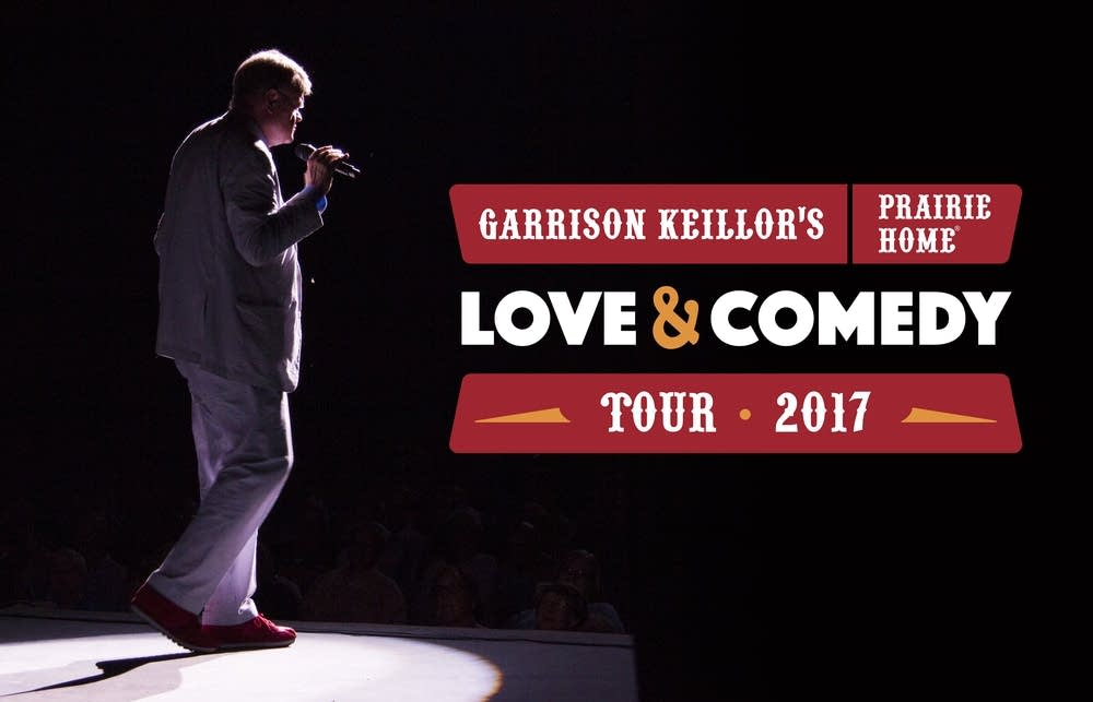Garrison Keillor's Prairie Home Love and Comedy Tour