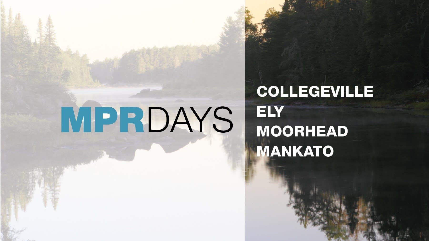 MPR Days around Minnesota for MPR50