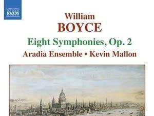 William Boyce - Symphony No. 7: III. Jigg