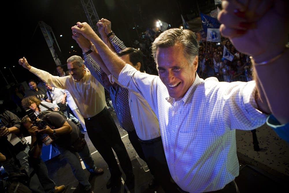 Romney in Puerto Rico