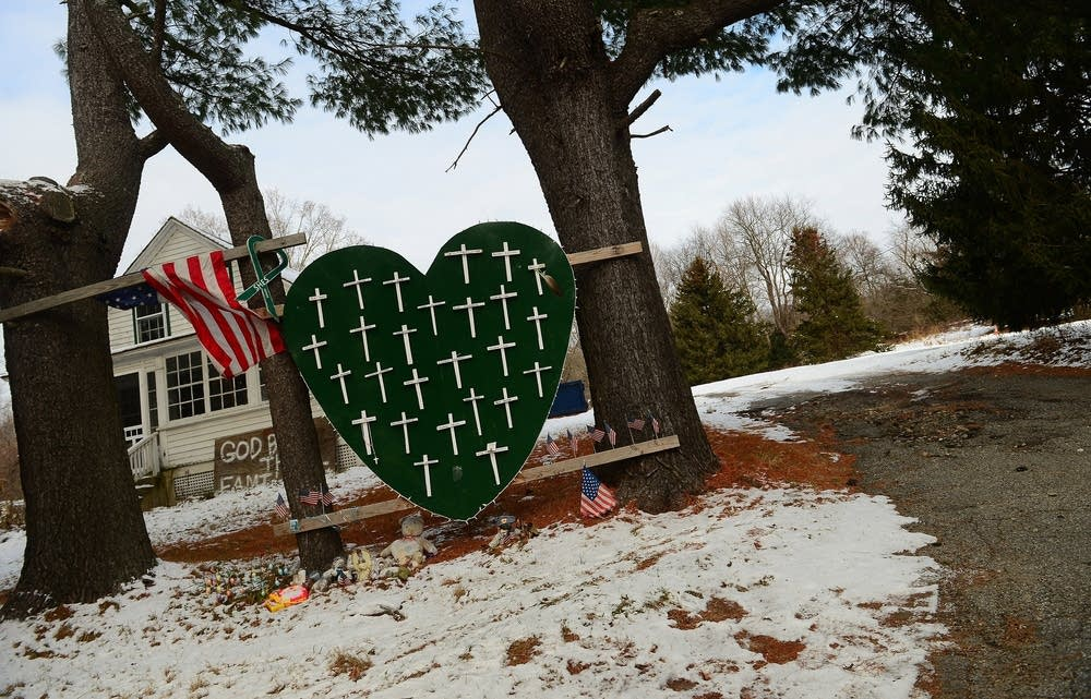 One-year anniversary of Newtown massacre