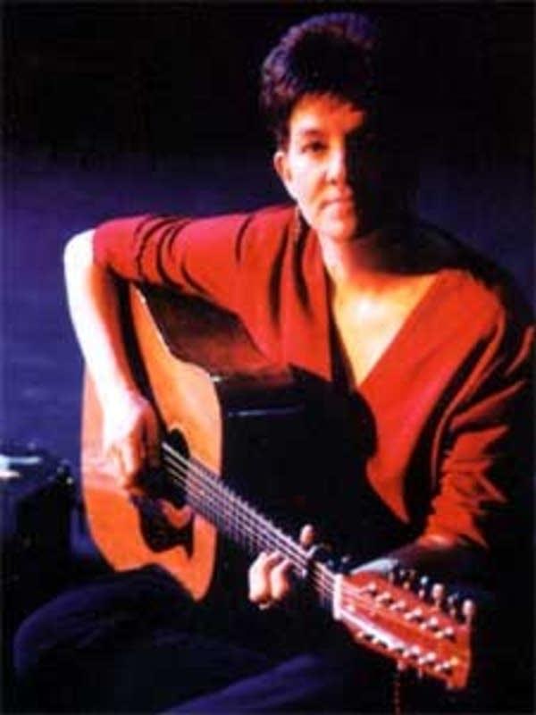 Singer Ann Reed