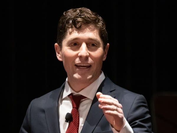Minneapolis Mayor Jacob Frey discusses police training changes.