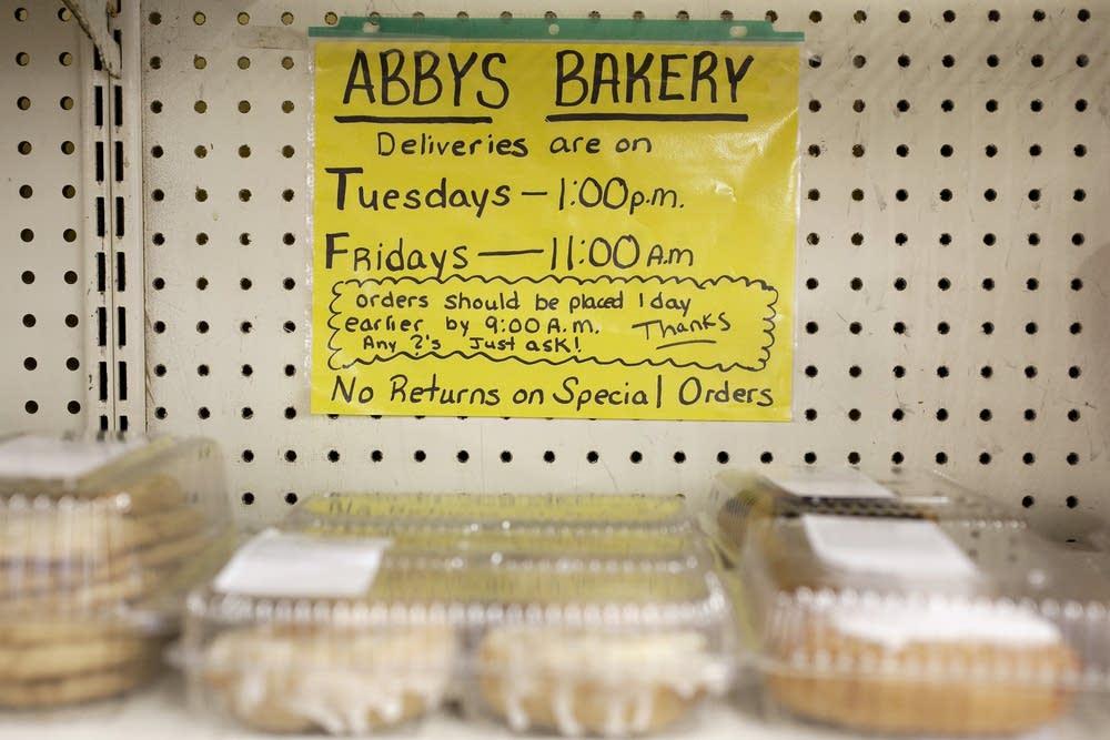 Bonnie's bakery