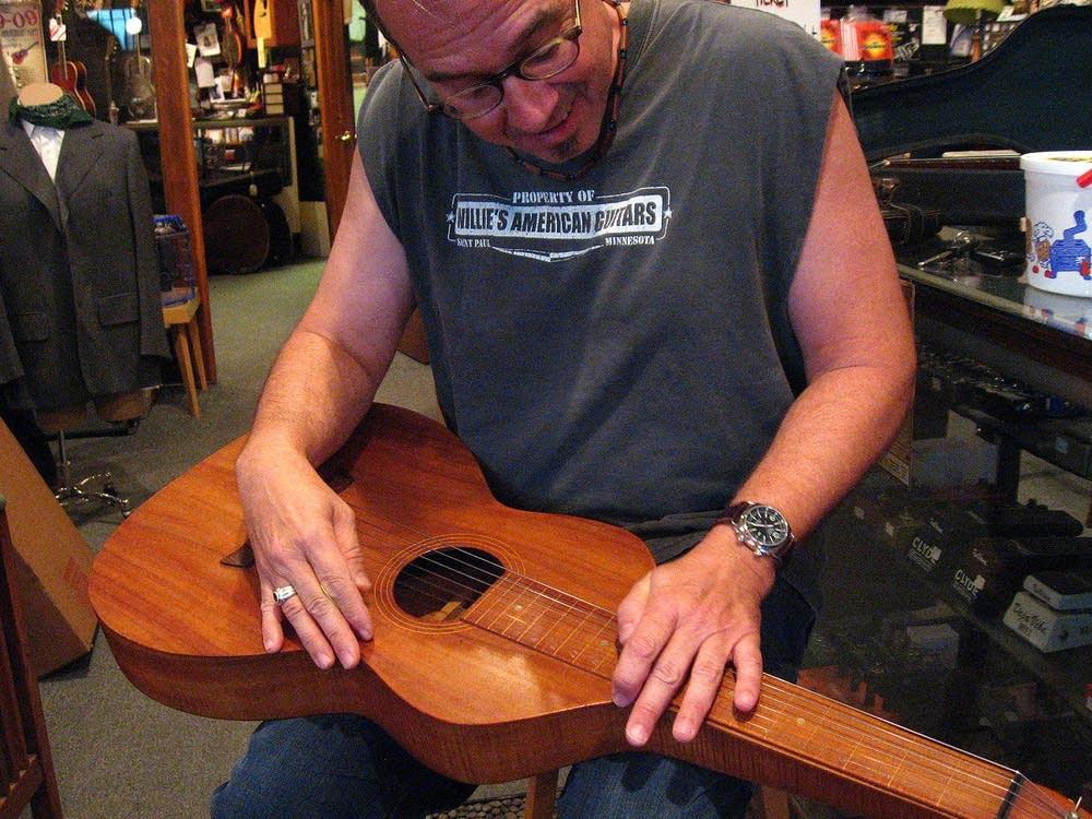 Weisenborn Hawaiian lap guitar
