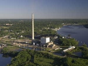 Allan S. King power plant