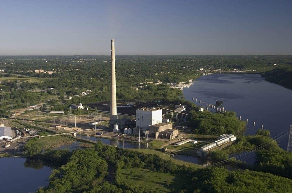 Allan S. King power plant