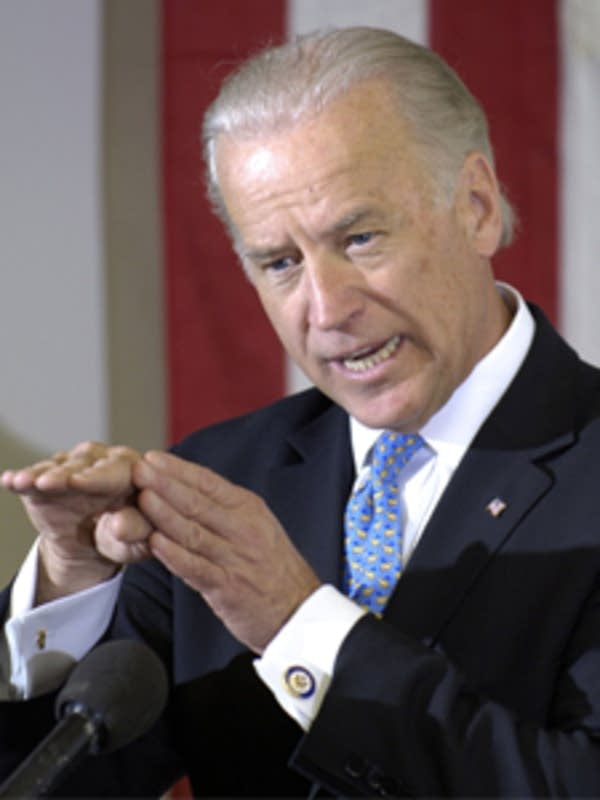 Sen. Joseph Biden