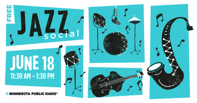 MPR Jazz Social July 2019