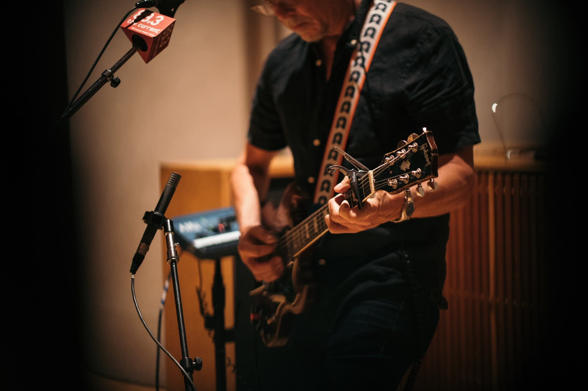 The Jayhawks perform in The Current studio