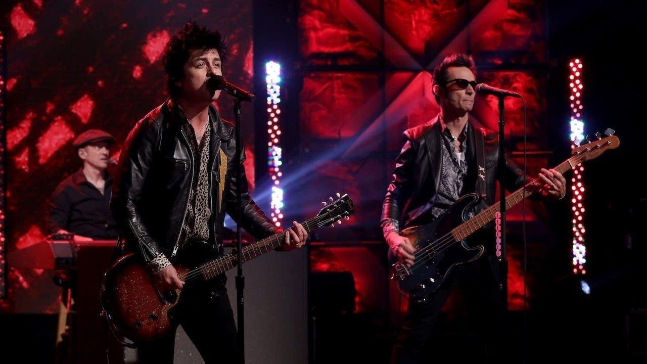 Green Day on the Ellen Degeneres Show