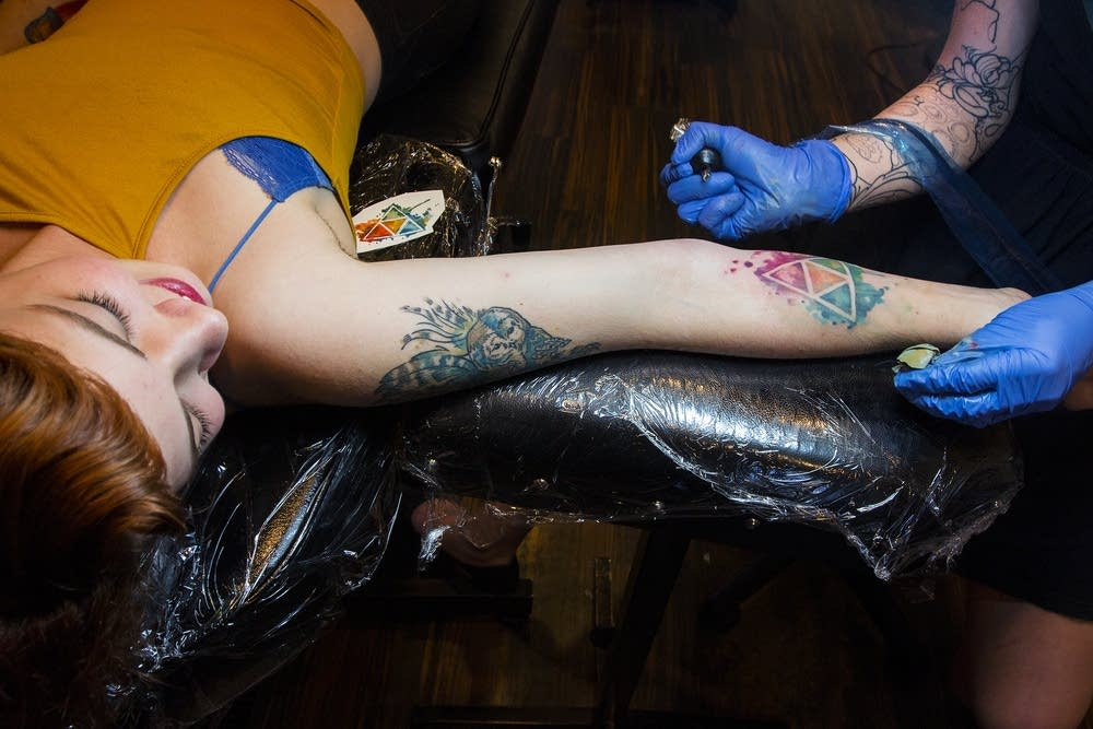 American Academy of Pediatrics announces its first Report on Tattoos