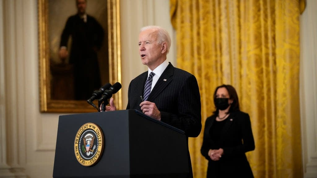 www.mprnews.org: Biden, Harris offering solace to grieving Asian Americans
