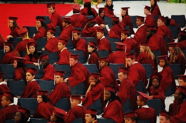 2010 graduates of Johnson High School