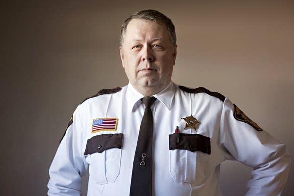 Sheriff Brion Plautz