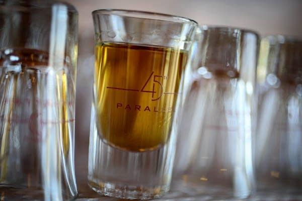 45th Parallel bourbon