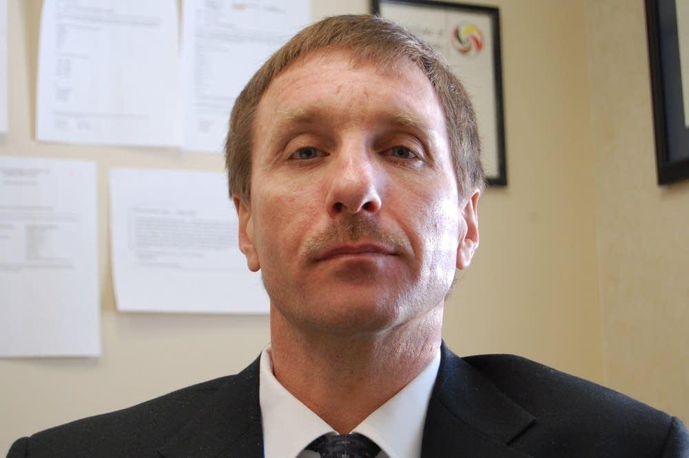 Hopkins budget director