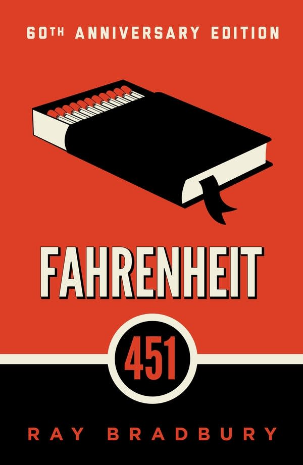 The 60th anniversary edition of 'Fahrenheit 451'