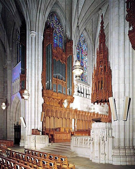 1932 Aeolian organ at Duke University Chapel, Durham, NC