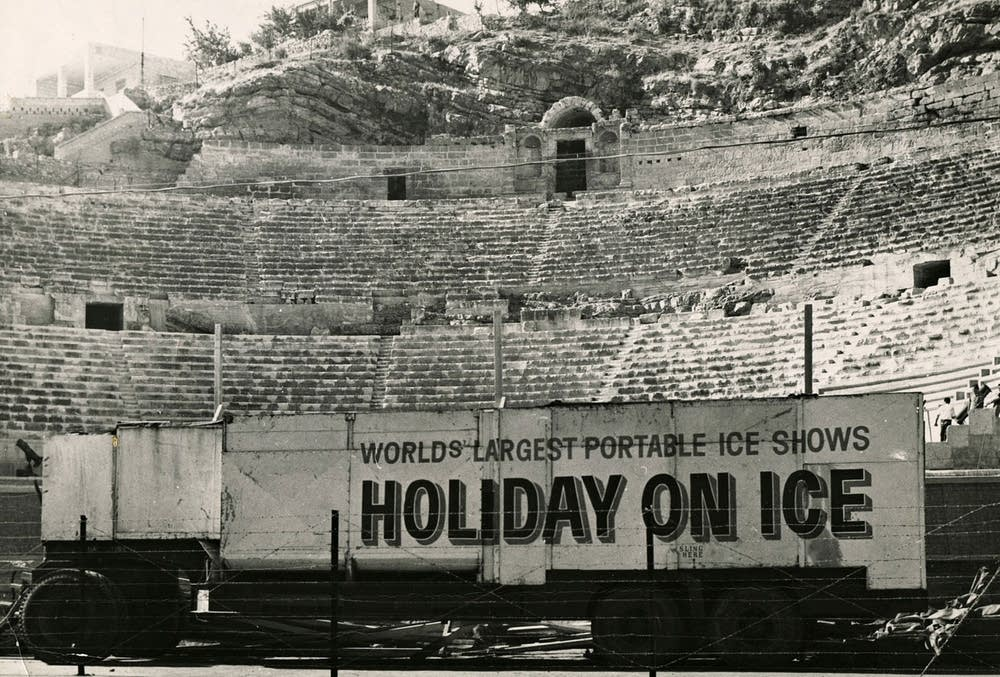 Ice show visits Jordan