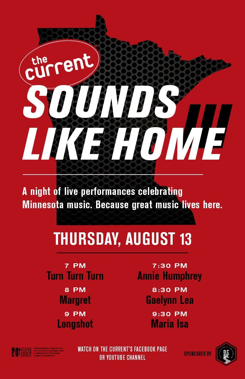 The Current Sounds Like Home III show poster