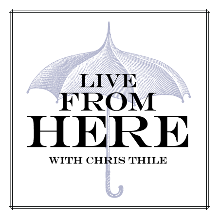 Prairie Home Companion has been renamed Live From Here with Chris Thile.