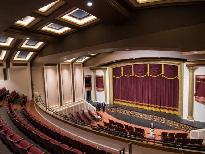 The Ives Auditorium