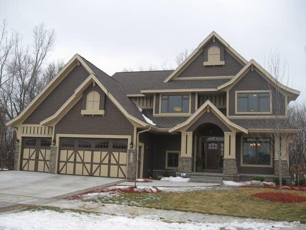 The Cederberg's home