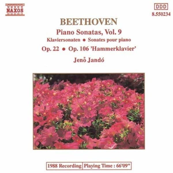 Ludwig van Beethoven - Piano Sonata No. 29