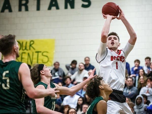 Mayo vs John Marshall Boys Basketball