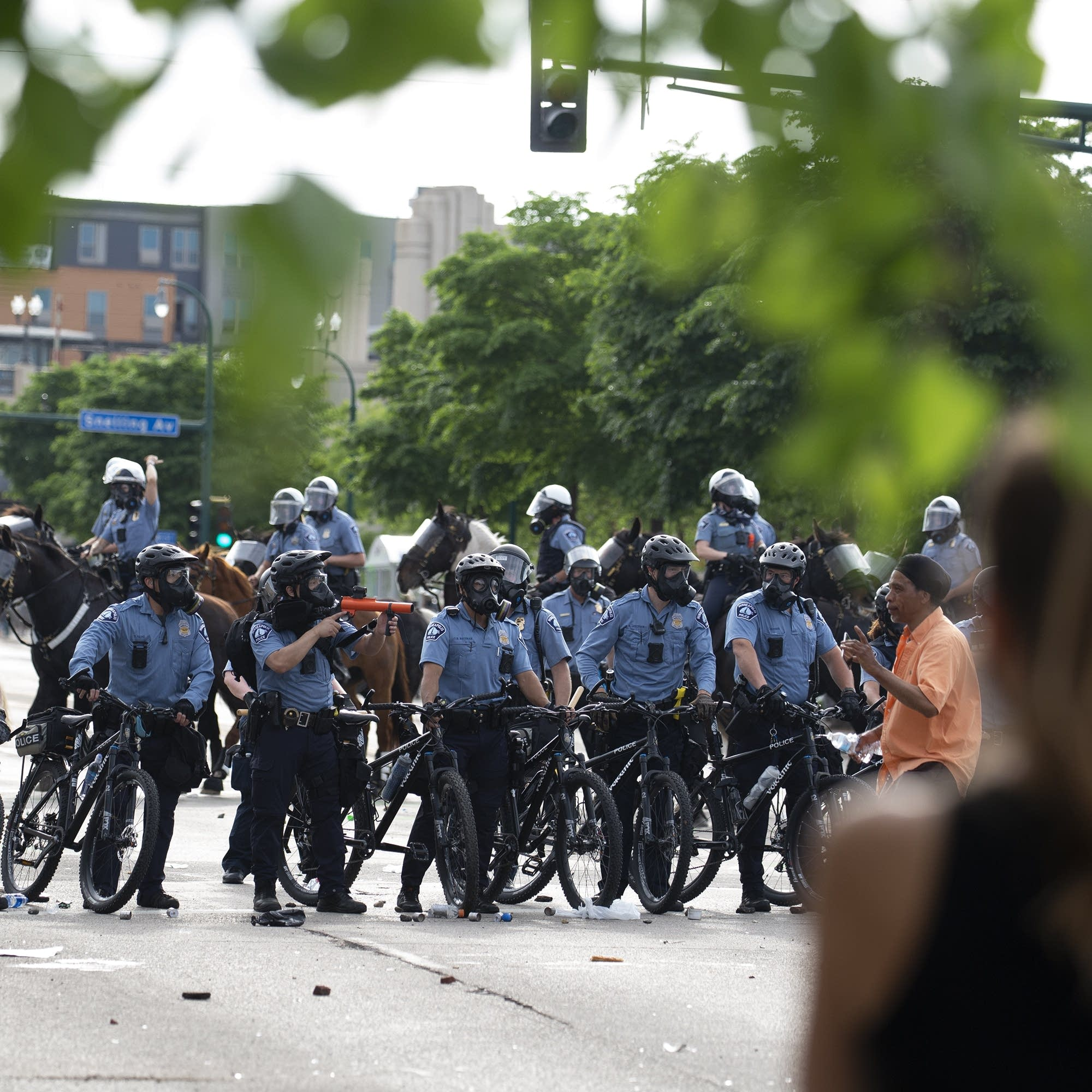 Minneapolis Police Union Head Signals Fight For Fired Officers Jobs Mpr News