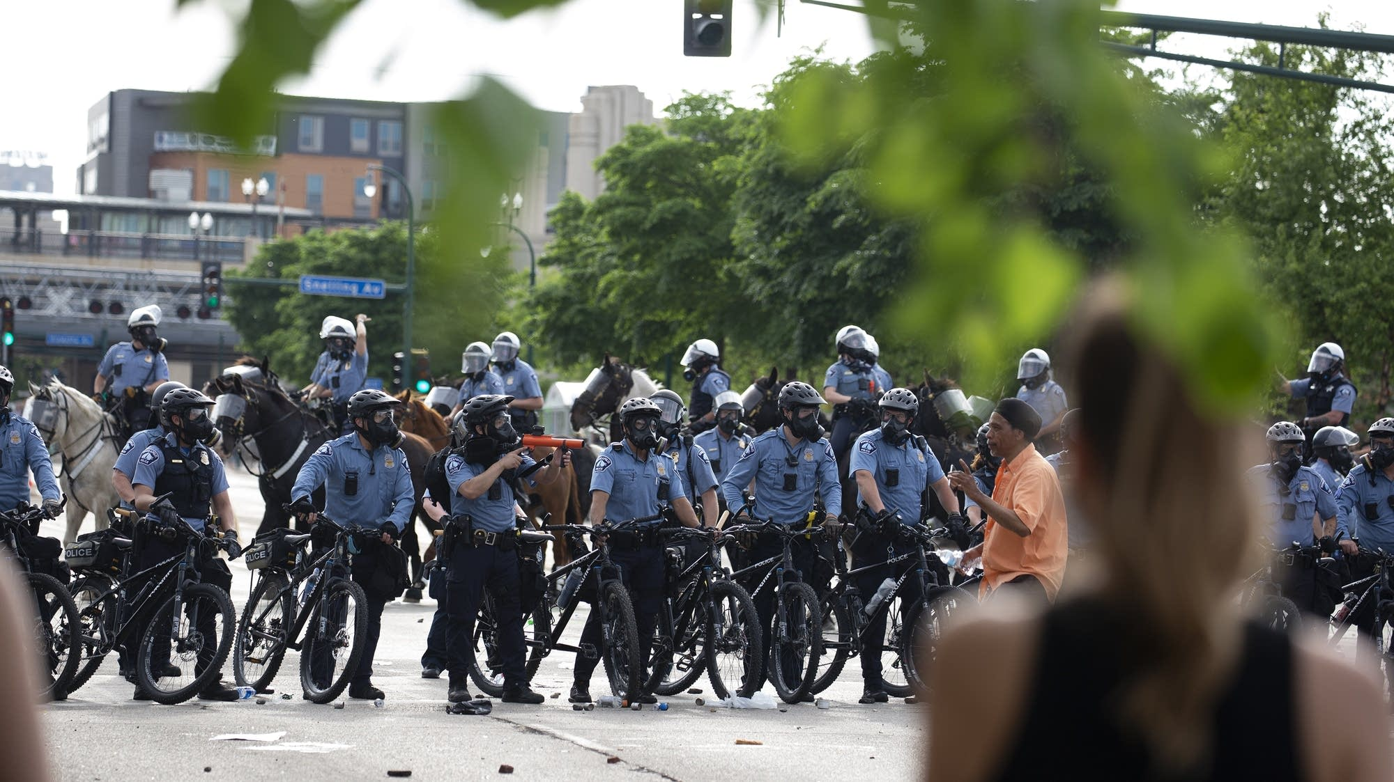 Minneapolis police union head signals fight for fired officers' jobs ...